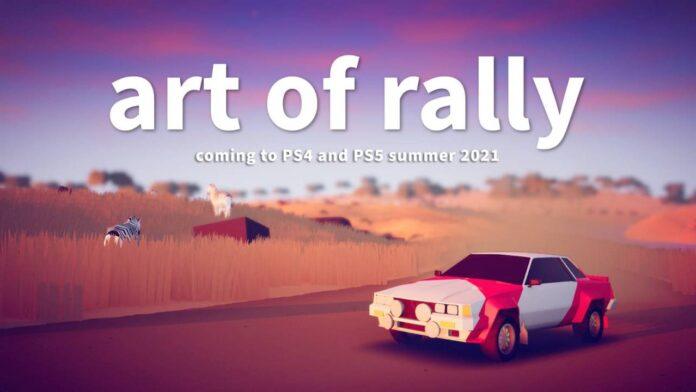 Quando esce Art of Rally? Requisiti, recensioni, demo, android