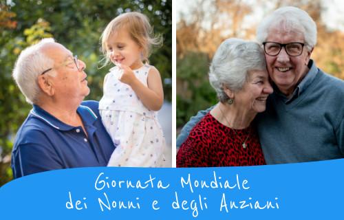 Festa dei nonni: 2021, quando e perchè si festeggia, il giorno