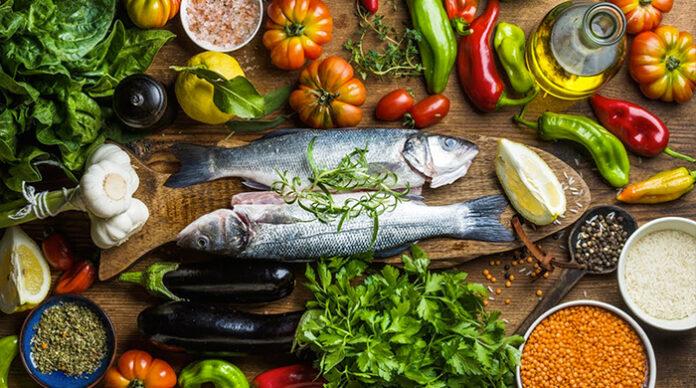 Dieta mediterranea, scopri come perdere peso con il menu pranzo e cena