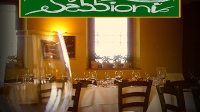 Antica Posteria dei Sabbioni: menu, pagina facebook, aperitivo, i piatti