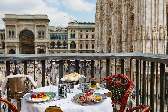 Giacomo Arengario: prezzi, menu, come prenotare, fa anche aperitivo?