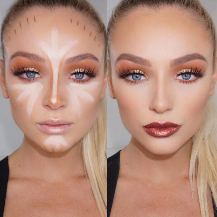 Contouring viso, cos'è? Significato, prodotti, costo